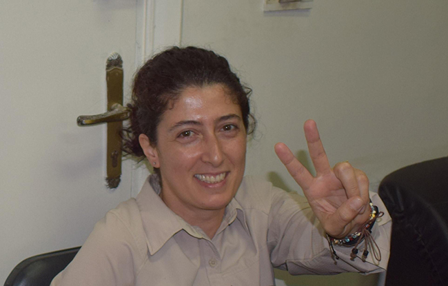 Lebanon and Turkey, accomplices of six months of torture imposed on Ayten Öztü