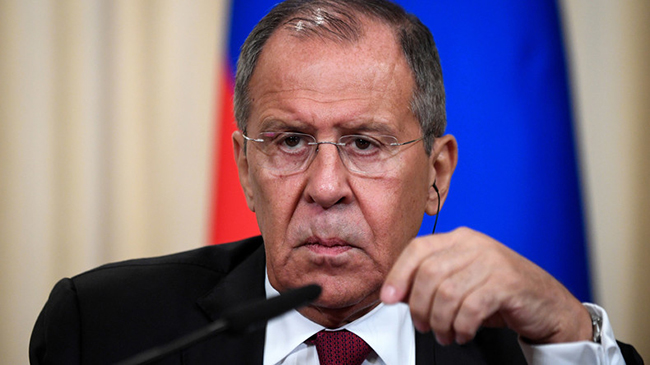 Discriminations envers RT France : pour Lavrov, Paris ne respecte pas ses engagements internationaux