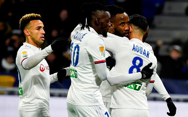 Coupe de la Ligue : Lyon s'invite en finale